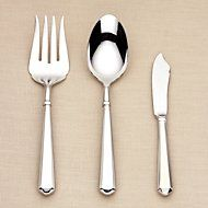 kate spade new york Todd Hill 3-piece Stainless Serving Set