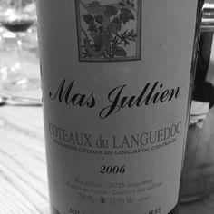 Mas Jullien Coteaux du Languedoc 2006.