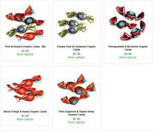 get a little or a lot of T&H at The Natural Candy Store ONLINE    shop here:  http://www.naturalcandystore.com/category/torie-howard