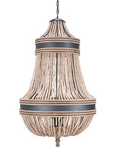 Basque Chandelier by SHINE by S.H.O. on Gilt Home