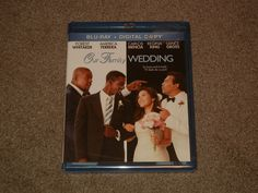 Our Family Wedding (DVD/Blu-ray Disc, Movie, Comedy, Romance, Rated-PG, New)