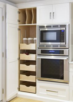 Pantry - Kitchen #BTSH #Design