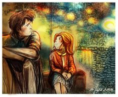 """11 Gorgeous, Poignant Pieces Of """"Doctor Who"""" FanArt"""