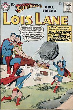 The Superman Fan Podcast: Episode #321 Part II: Superman Family Comic Book C...