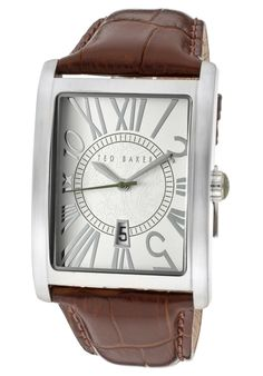 Price:$31.15 #watches Ted Baker TE1034, When it's time to upgrade your timepiece collection, choose this gorgeously designed Ted Baker watch. This is sure to be every man's favorite accessory. Ted Baker Watches, Every Man, Accessories, Collection, Design, Jewelry Accessories