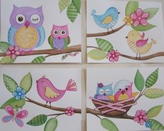 going to paint these for my daughter's bedroom