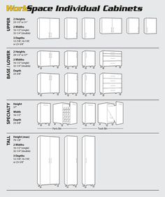 http://garagecabinets.com/cabinet-choices/ #garage_storage_systems
