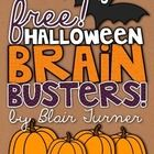 These 3 challenging Halloween-themed math puzzlers are sure to be a hit with your students! Students will need to think flexibly about numbers and ...