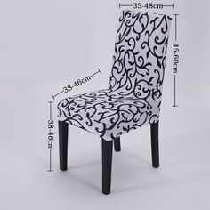 Spandex Stretch Dining Chair Cover Machine Washable Restaurant For Weddings Banquet Folding Hotel Chair Covering Stretch Chair Covers, Seat Covers For Chairs, Dining Chair Covers, Dining Chair Slipcovers, Chair Upholstery, Vintage Dining Chairs, Dining Room Chairs, Bar Chairs, Swing Chairs