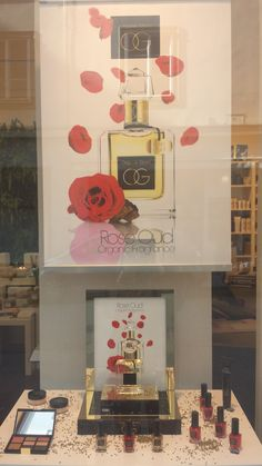 Organic Glam Rose Oud Parfum