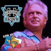 T. Graham Brown Live At Billy Bob's Album! Click on the picture to get the CD on iTunes!