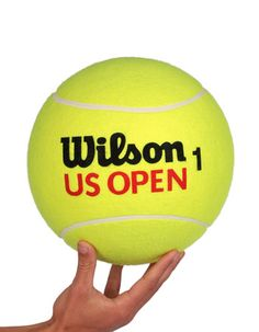 Visiting the US Open this year? The Wilson US Open Jumbo Tennis Ball ($19.99) is perfect for autographs!