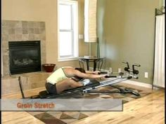 Weider Ultimate Body Works Exercises