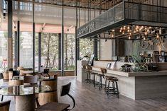 Captain M Café by N7A Architects on Behance