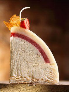 Emmanuel Ryon, travailler les textures des pâtisseries et glaces