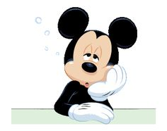 LINE Official Stickers - Mickey Mouse Polite Stickers Example with GIF Animation Mickey Mouse Kunst, Mickey Mouse Cartoon, Mickey Mouse And Friends, Mickey Minnie Mouse, Retro Disney, Cute Disney, Walt Disney, Disney World Pictures, Mouse Pictures