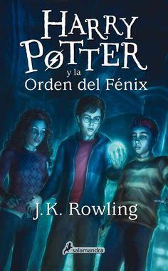 Descargar Harry Potter y la Orden del Fénix -J. K. Rowling en PDF, ePub, mobi o Leer Online | Le Libros