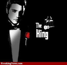 The #king #elvis