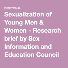 Sex Information And Education Council Of Canada 70