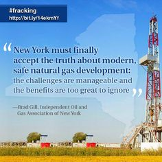 "The wait game continues in New York over hydraulic fracturing or ""fracking."""