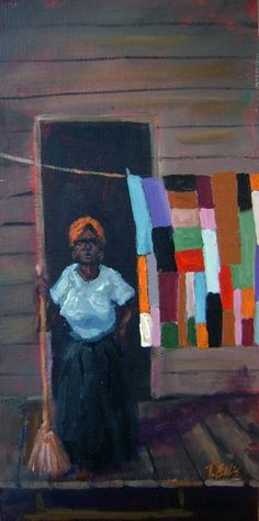 Famous African American Southern Black Artist Corey