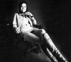 Diana Rigg - The Avengers -