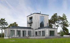 Gotlandsliv: Villa Nesser