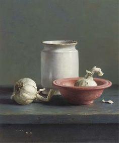 Random Inspiration: Henk Helmantel (b. 1945) Part I | Underpaintings Magazine