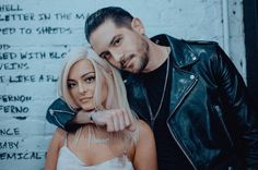"American singer-songwriter Bebe Rexha dropped a new music video for ""F.F.F. (Fuck Fake Friends)"" with G-Eazy."
