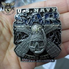 US Navy SAR So Others May Live Rescue Swimmer Coin $17.00