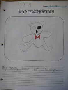 Activities for Teddy Bear Day
