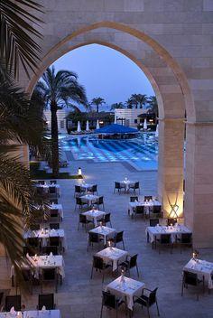 Kempinski Hotel The Dome, Antalya, Turkey.