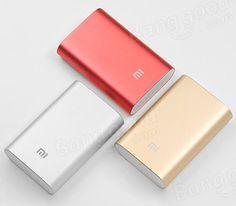 Accesorios Para SmartPhone Batería Móvil Colores.  Válido de Febrero 04 de 2016 a Abril 01 de 2016. 12% de descuento en Xiaomi 10000mAh Power Bank 12% de descuento en Xiaomi 10000mAh Power Bank