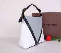 Louis Vuitton Cruise 2015 Bag Calfskin Leather M94286 Black