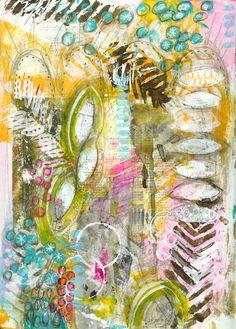 """Every Life Has a Story!"" - {Roben-Marie Smith} - Art JournalLove...Sanibel"