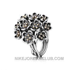 http://www.nikejordanclub.com/pandora-silver-gold-black-spinel-bouquet-ring-190857spb-discount.html PANDORA SILVER GOLD BLACK SPINEL BOUQUET RING 190857SPB DISCOUNT Only $35.93 , Free Shipping!