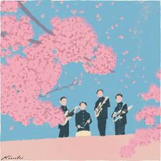 Band by Tatsuro Kiuchi