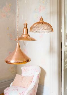 Latest Home Interior Trends 2015 Home Trends fall home decor trends 2015 Copper Pendant Lights, Copper Lighting, Pendant Lamps, Home Interior, Interior And Exterior, Interior Design, 2015 Trends, Home Decor Trends, Fall Home Decor