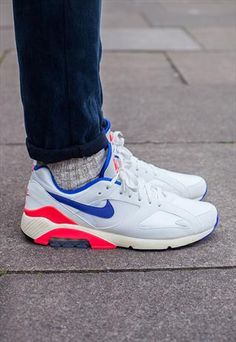 Cheap Nike AIR MAX 180 (MIDNIGHT NAVY) Sneaker Freaker