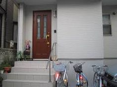 「玄関 ガーデニング」の画像検索結果