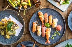 """""""Evenings the team of Ku Kitchen & Bar takes the floor with their Japanese food and drinks. Think small plates,"""