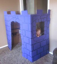 Entry Way Castle - Princess Party