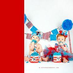 Adorable  smash cake photos   #BabyCenterBlog