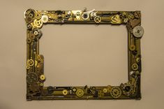 A Steampunk frame by Xaoc-God on DeviantArt