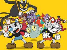 Cuphead llegará a la Nintendo Switch en abril