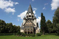 Luther's church in Chemnitz