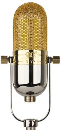 MXL R77 Studio Ribbon Microphone, $399