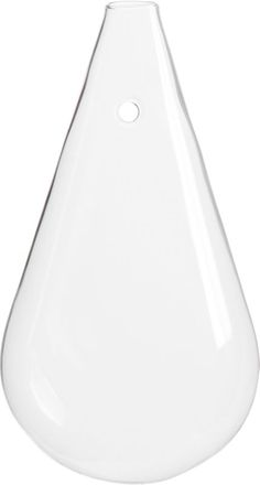 wall mounted teardrop vase in vases   CB2 - I just put three of these up. I plan on using carnations with food coloring in the water to create wall accents that pop.