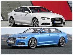 UNIVERSO PARALLELO: Novità Specifiche Tecniche Audi A6-A7