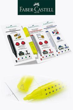 GRIP Marker von Faber-Castell, wiederbefüllbar
